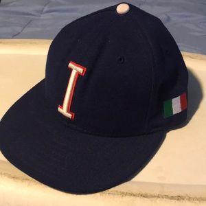 Team Italy World Baseball Classic Hat size 7 1/4